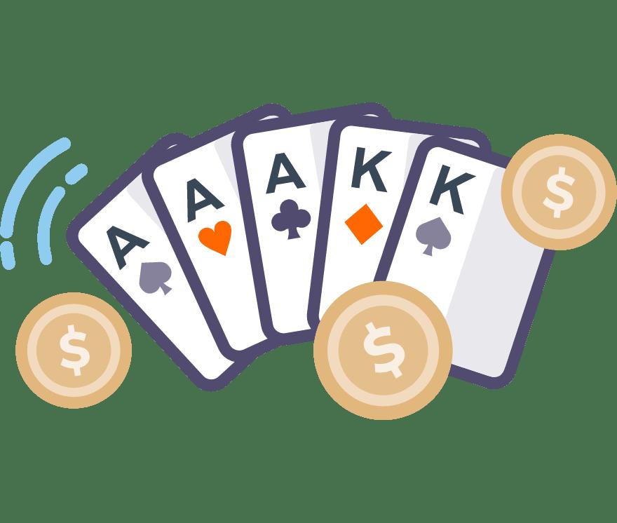 Los 19 mejores sitios de Casino de Póker en línea en Columbia