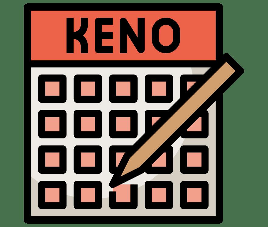 Los 8 mejores casino de Keno online