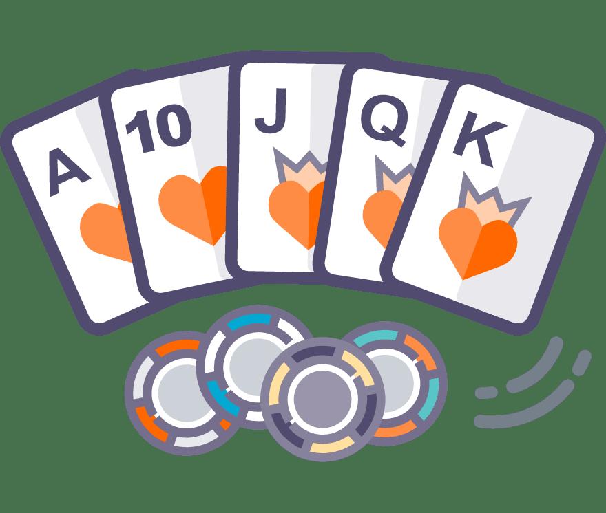 Los 11 mejores casino de Texas Hold'em online